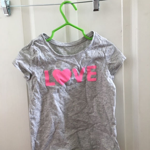 Girls the children's place tee 5t